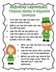 Multistep Leprechaun: Temporal, Spatial, & Sequential Directions