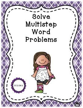 Multistep Math Problems