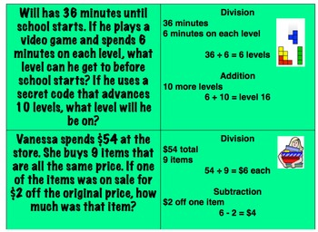 Multistep Math Word Problems MEDIUM