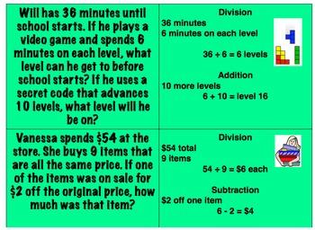 Multistep Math Word Problems MEDIUM