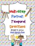 Multistep Portrait: Temporal Directions