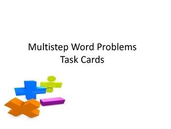 Multistep Word Problems
