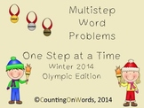 Multistep Word Problems: 2014 Olympics Edition