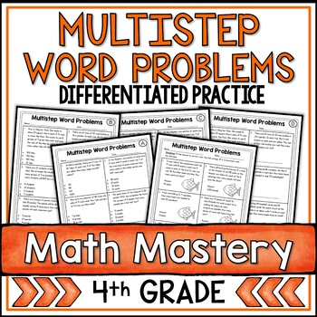 Multistep Word Problems