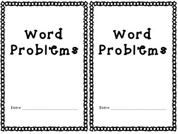 Multistep Word Problems using Two Digit Numbers