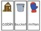 Multisyllabic Phonics Pockets