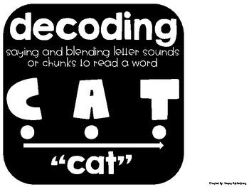 Multisyllabic Decoding {No Prep Practice}