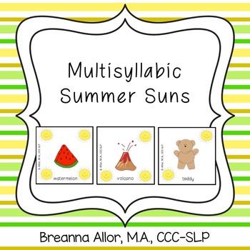Multisyllabic Summer Suns