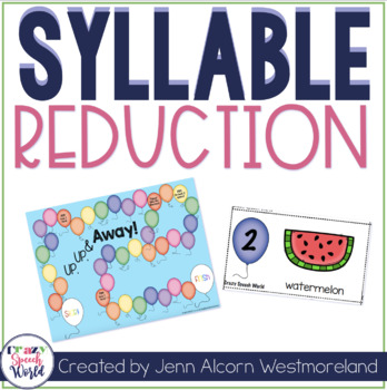 Multisyllabic Word Game for Speech Therapy