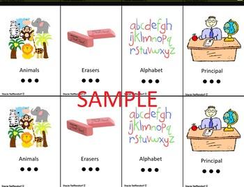 Multisyllabic Word Games