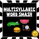 Multisyllabic Word Smash