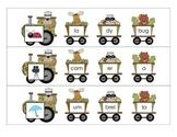 Multisyllabic Word Trains