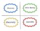 Multisyllabic Words- 4 Syllable Flash Cards