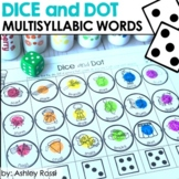 Multisyllabic Words For Speech Therapy | Distance Learning | Google Slides™️