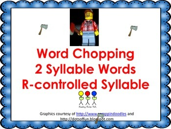 Multisyllabic Words R-Controlled Patterns