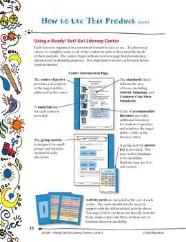 Multisyllabic Words--Word Search Literacy Center (eLesson)