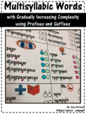 Multisyllabic Words with Increasing Complexity: Apraxia, P