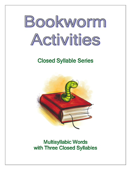 Multisyllabic Words with Three Closed Syllables