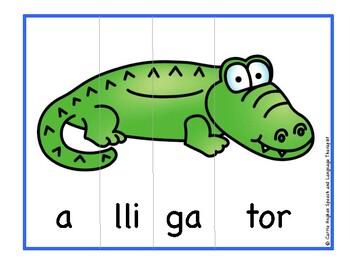 Multisyllabic words