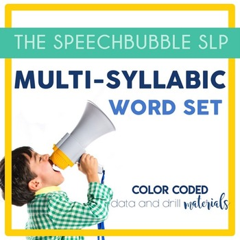 Multisyllabic Drill and Data Set
