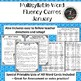 JANUARY Multisyllabic Games Word Fluency Literacy Center Big Words Pack