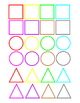 Multitude of Uses Shapes Fine Motor Build Sort Count Color