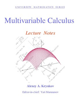 Multivariable Calculus Worksheets & Teaching Resources   TpT