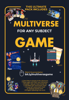 Multiverse Game Ultimate Pack