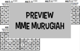 Multix Bingo 0-12 (FR)