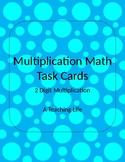 Multuplication Task Cards FREEBIE