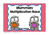 Mummies Multiplication Race