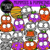 Mummies and Pumpkins {Creative Clips Clipart}