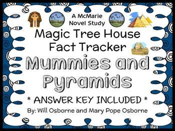 Magic Tree House Fact Tracker: Mummies and Pyramids Book S