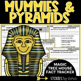 Mummies and Pyramids (Magic Tree House Fact Tracker & Nonf