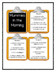 Magic Tree House MUMMIES IN THE MORNING - Discussion Cards