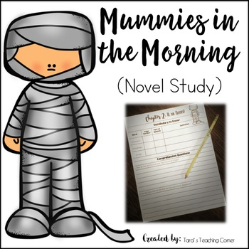 Mummies in the Morning (Novel Study)