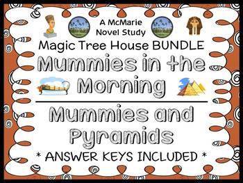 Mummies in the Morning | Mummies and Pyramids : Magic Tree House BUNDLE (47 pgs)
