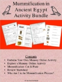 Ancient Egypt Mummies & Mummification Bundle