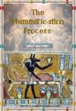 Mummification process. Watch and Learn.