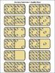 Mummy Activities: Mummy Halloween Dominoes Math Game Activ
