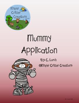 Mummy Application