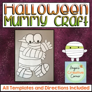 Mummy Art Project