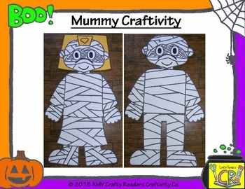 Mummy Craftivity