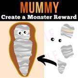 Mummy Create A Monster Reward | Online ESL Teachers | Halloween | VIPKid Level 1