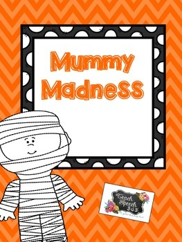 Mummy Madness (freebie)