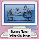 Ancient Egypt Mummy Maker Simulation Learning Guide