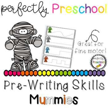 Mummy Prewriting Skills
