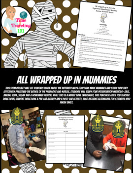 Mummy STEM Project