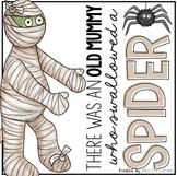 Mummy Swallowed a Spider Book Companion