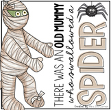 Mummy Swallowed a Spider Book Companion